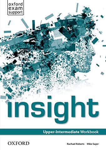 insight: Upper-Intermediate. Workbook