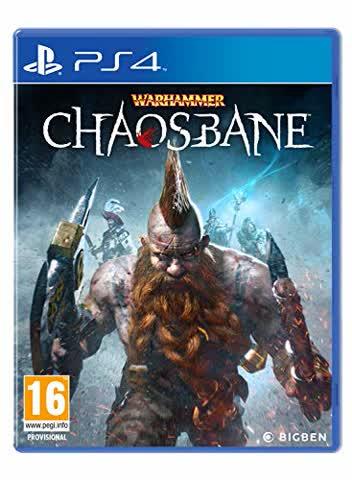 Warhammer: Chaosbane (PS4)