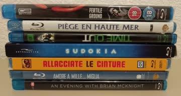 28 + 7 Blu-rays