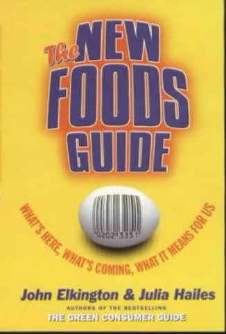 New Foods Guide: What's Here, What's Coming, What It Means for Us