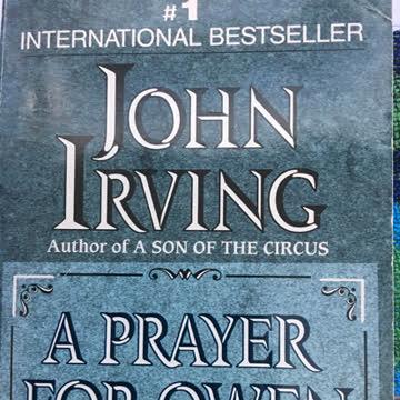 Irving, John: A Prayer for Owen Meany