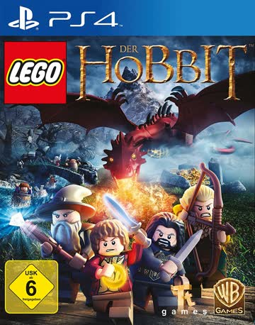 Lego Der Hobbit DLC