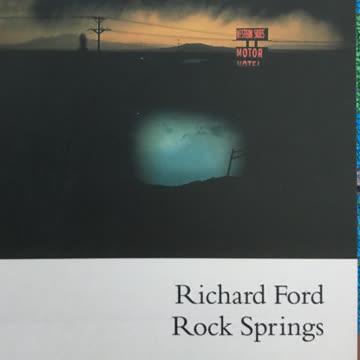 Rock Springs (Ford, Richard)