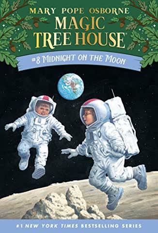 Midnight on the Moon (Magic Tree House (R), Band 8)