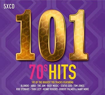 Various Artists - 101 70s Hits