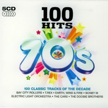 Various - 100 Hits 70s