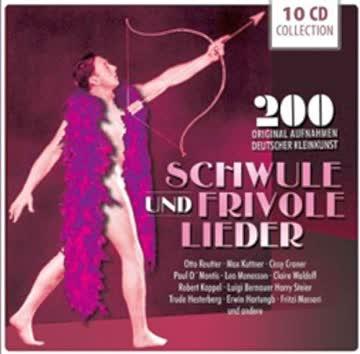Bernauer - Schwule und Frivole Lieder