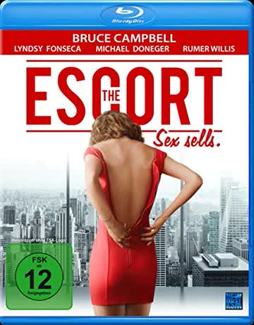 The Escort - Sex sells [Blu-ray]