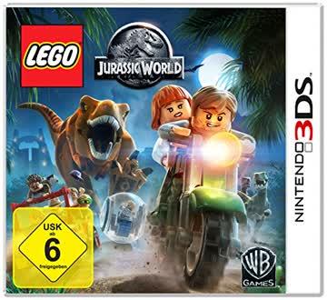 LEGO Jurassic World - [Nintendo 3DS]