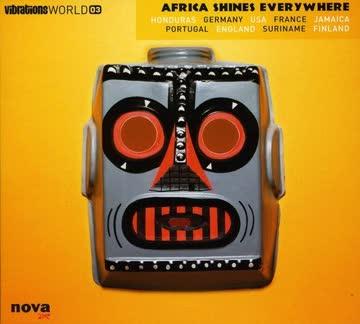 Vibrations World 03 - Africa Shines Everywhere
