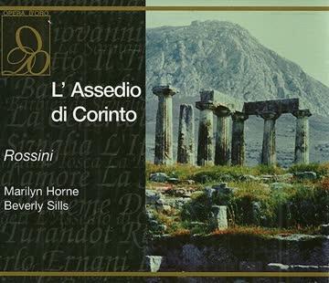 Rossini - L'Assedio Di Corinto