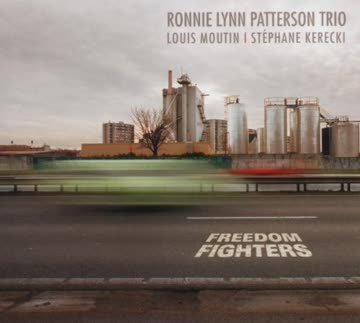 Patterson Trio - Freedom Fighters