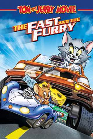 Tom und Jerry - The Fast and the Furry