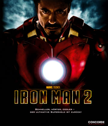 Iron Man 2 Blu-ray (EAN: 4010324037442)