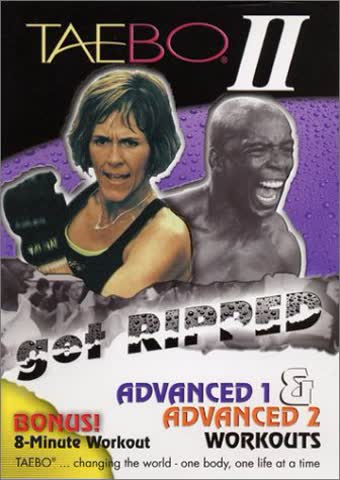 TaeBo II: Get Ripped Advanced Workout