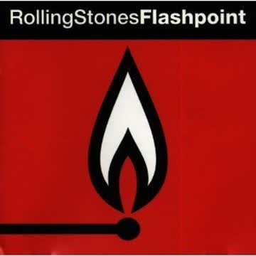 Rolling Stones - Flashpoint (17 tracks)
