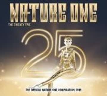 Nature One 2019 - The Twenty Five, 3 Audio-CDs