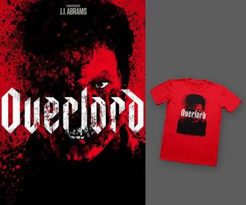 1 T-Shirt zum Film Overlord von JJ Abrams