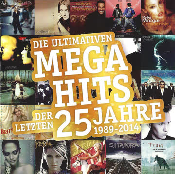 die ultimativen Mega Hits