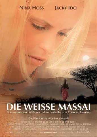 DIE WEISSE MASSAI - MOVIE [DVD] [2005]