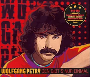 Wolfgang Petry - Den Gibt´s Nur Einmal