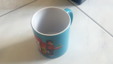 Tasse / Cup of Coffee / Ralph Reichts 2 Breaks the Internet