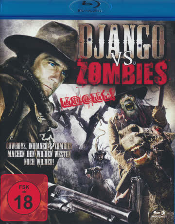 Django vs. Zombies - The dead and the damned