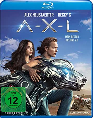 A-X-L - Mein bester Freund 2.0 [Blu-ray]