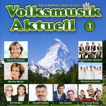 Various - Volksmusik Aktuell