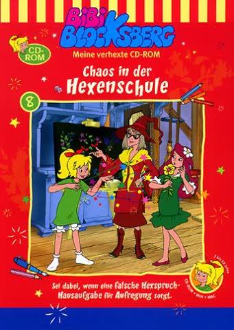 Bibi Blocksberg: Chaos in der Hexenschule