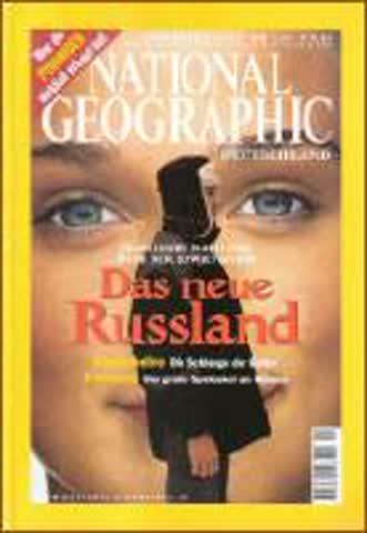 National Geographic - Das neue Russland