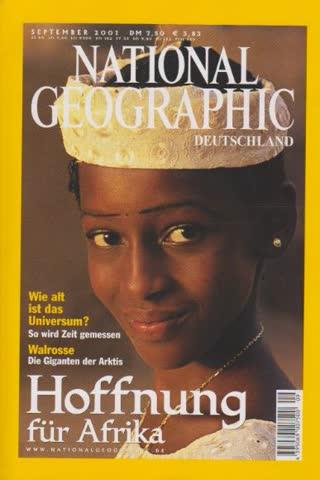 National Geographic - Hoffnung für Afrika