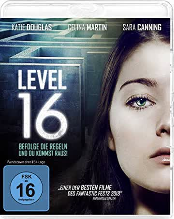 Level 16 [Blu-ray]