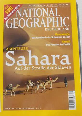 """National Geographic – """"Sahara"""" Auf der Strasse der Sklaven"""