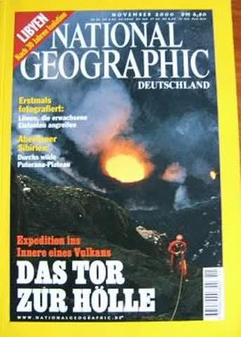 National Geographic – Das Tor zur Hölle