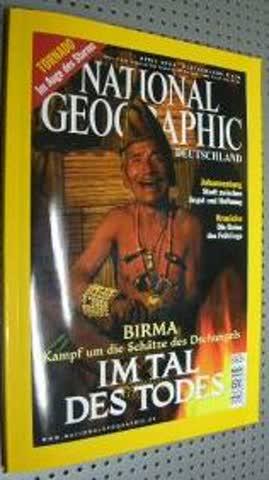 National Geographic – Im Tal des Todes - Birma