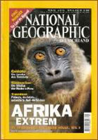 National Geographic – Afrika Extrem