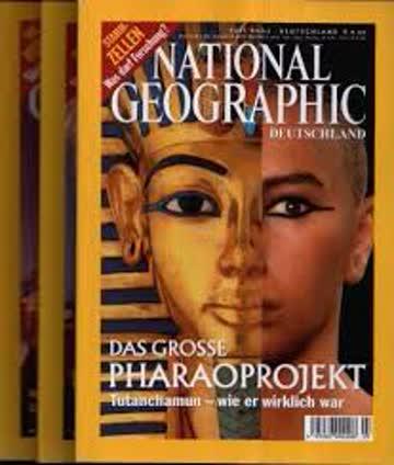 National Geographic – Das grosse Pharaoprojekt Tutanchamun