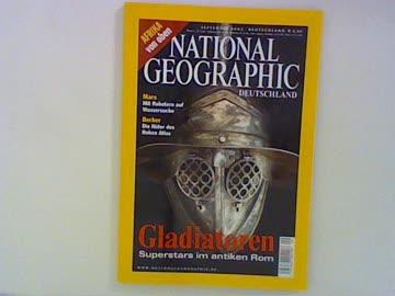 National Geographic – Gladiatoren -Superstars im antiken Rom