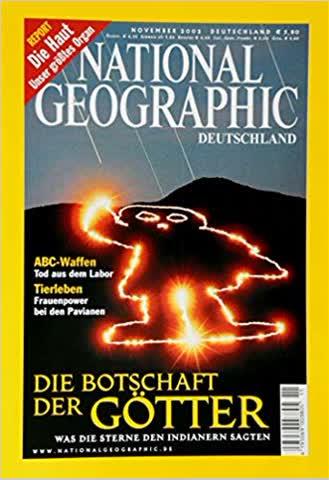 National Geographic – Die Botschaft der Götter