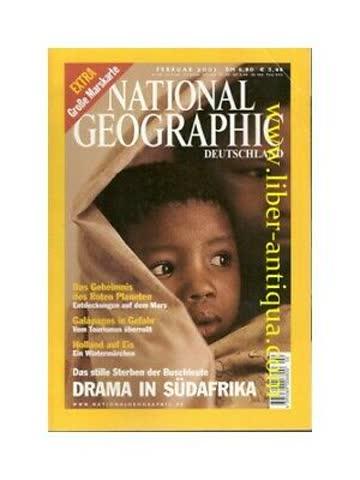 National Geographic – Das stille Sterben der Buschleute