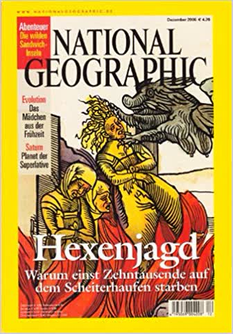 National Geographic – Hexenjagd !