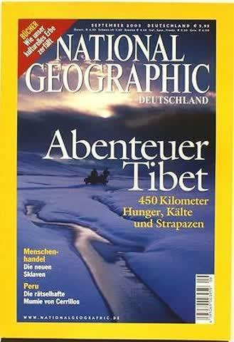 National Geographic – Abenteuer Tibet