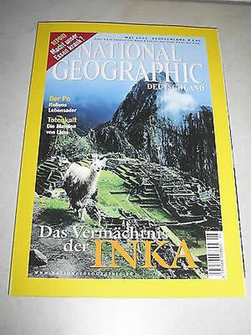 National Geographic – Das Vermächtnis der INKA