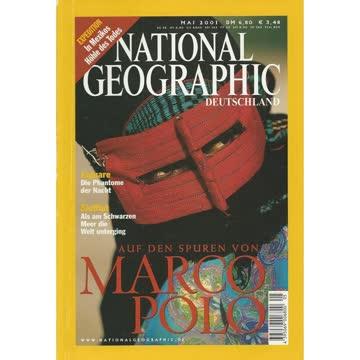 National Geographic – Auf den Spuren von MARCO POLO