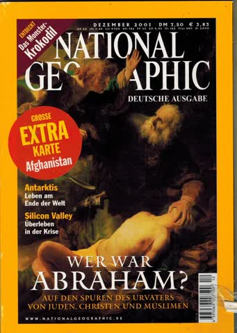 National Geographic – Wer war Abraham ?