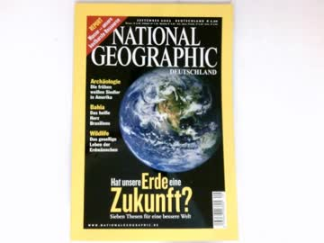 National Geographic – Hat die Erde eine Zukunft?