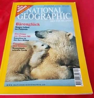 National Geographic – Bärenglück - Neues Leben im Polarkreis