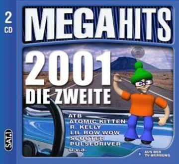 Various - Megahits 2001: Die Zweite