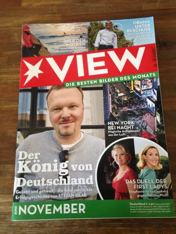 Spiegel View - November 2010